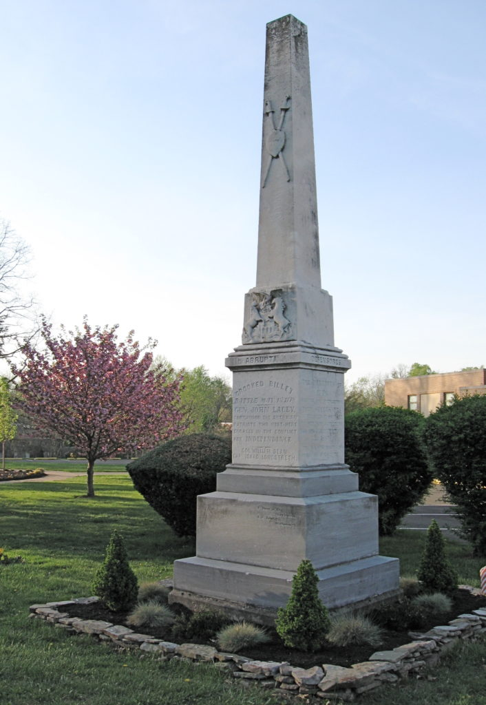 Battle_of_Crooked_Billet_Monument