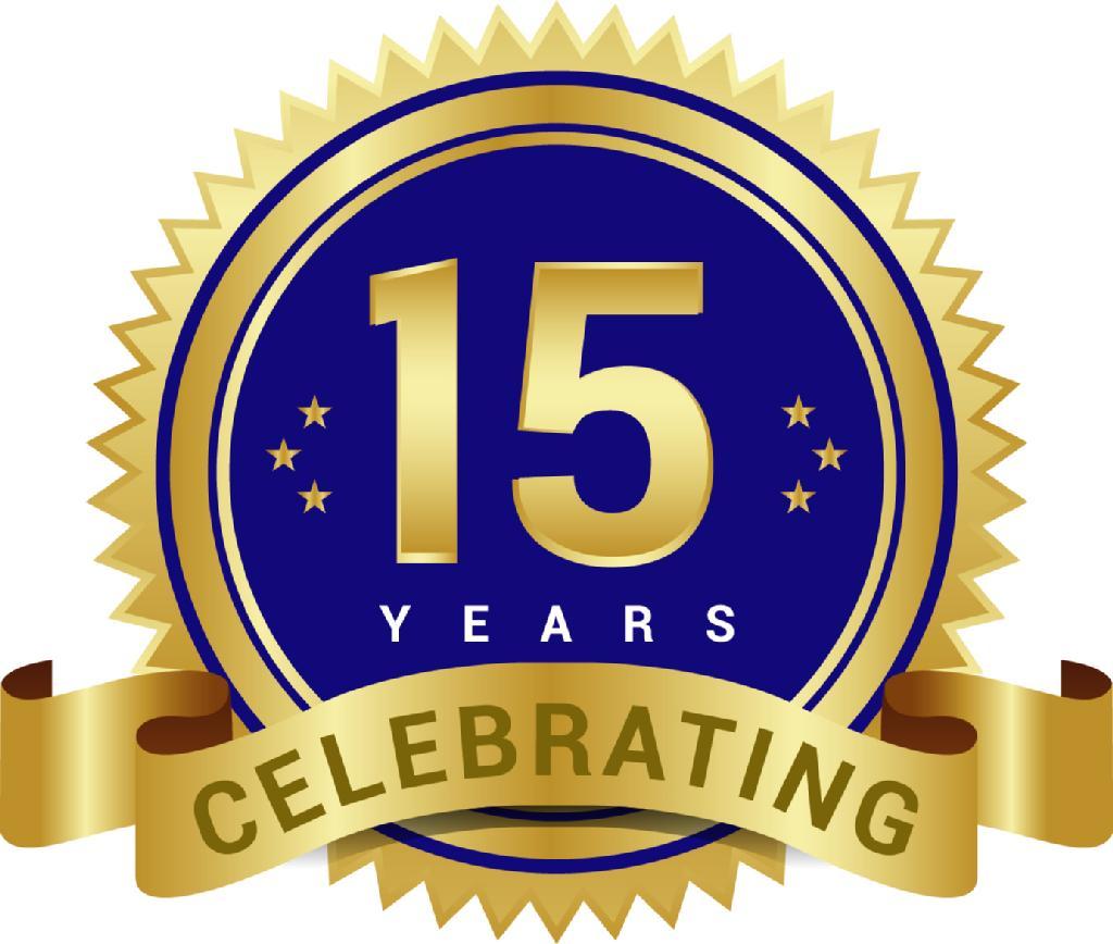 10 Year Work Anniversary