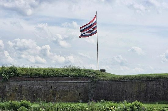 Fort Mifflin: The Fort That Saved America.