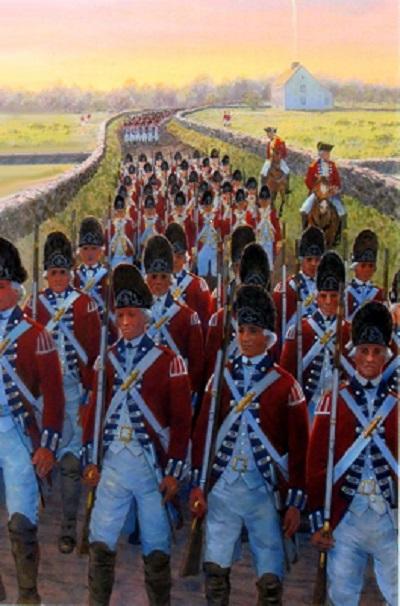 June 2017 Presentation: Grand Forage 1778: The Battle Ground around New York City