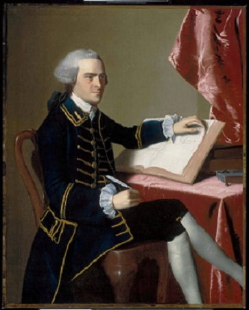 November 2018 : Red Tape and the American Revolution