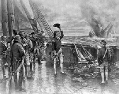 February 2019: Benjamin Franklin's Navy