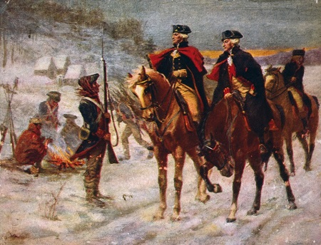 May 18, 2020: Outside the Encampment: Impact of the Valley Forge Encampment on the Local Area